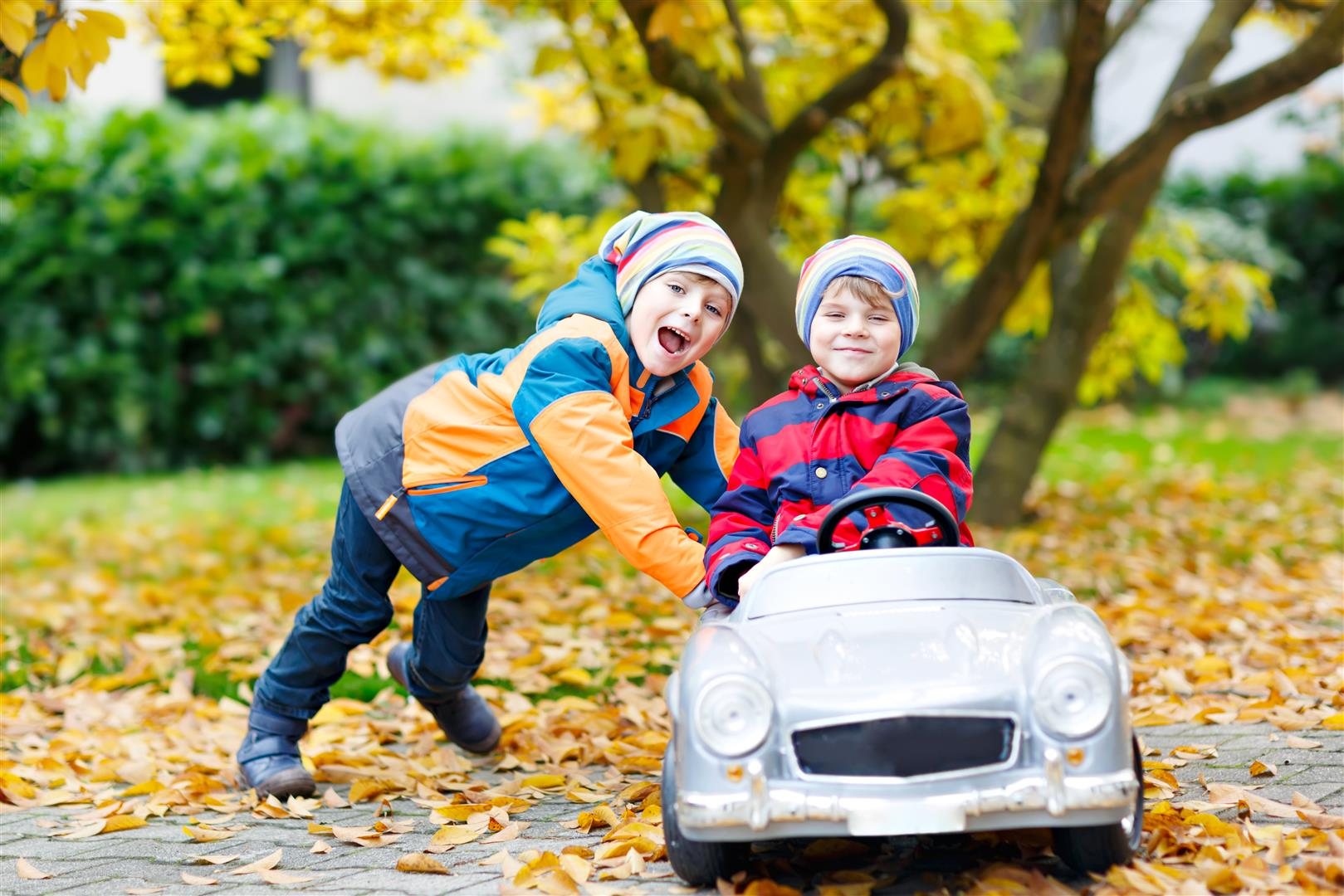 October Is Fall Car Care Month